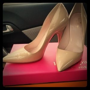 Kate Spade Licorice Pump